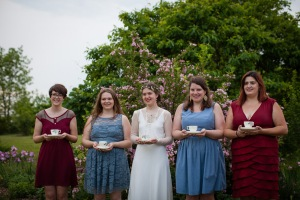 Dumbelton wedding May 24, 2014, in Mountain Grove, Mo.